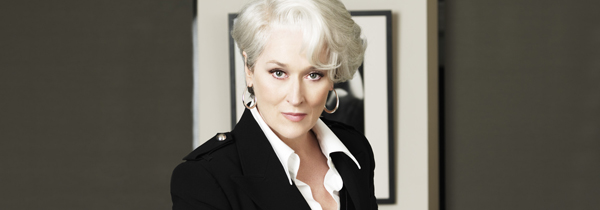 Two-time Academy Award® winner Meryl Streep stars as Miranda Priestly, the editor of Runway magazine. PHOTOGRAPHS TO BE USED SOLELY FOR ADVERTISING, PROMOTION, PUBLICITY OR REVIEWS OF THIS SPECIFIC MOTION PICTURE AND TO REMAIN THE PROPERTY OF THE STUDIO. NOT FOR SALE OR REDISTRIBUTION.