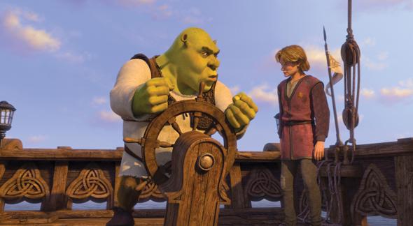 Shrek Tercero (10)