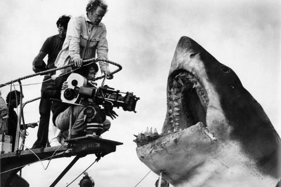 Resultado de imagen para tiburon steven spielberg