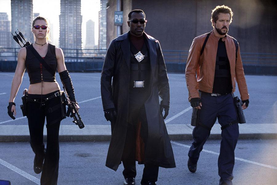 Blade: Trinity. Saga Lover