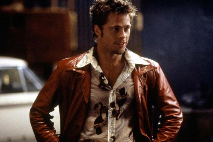 Brad Pitt. El club de la lucha