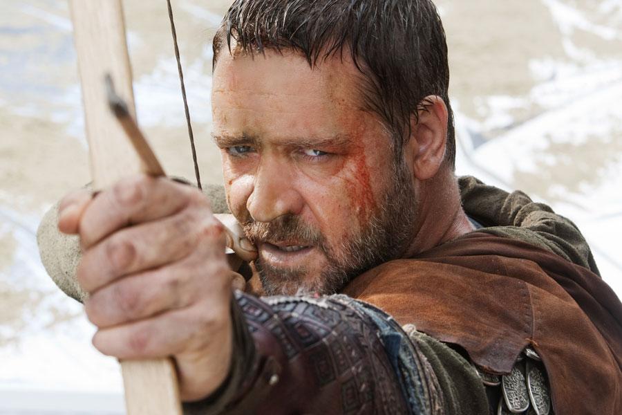Robin Hood. Arco