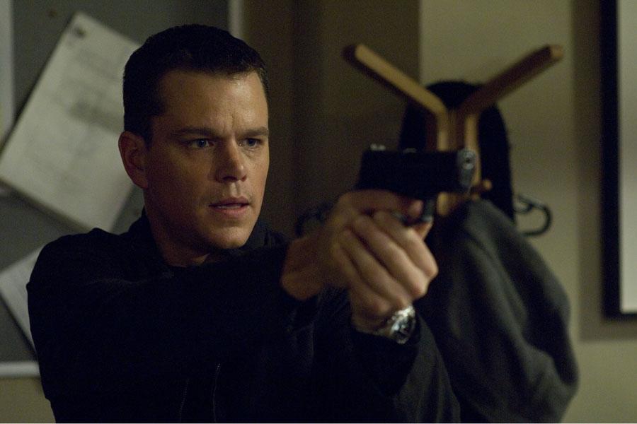 Ultimatum Bourne. Hollywood Boulevard