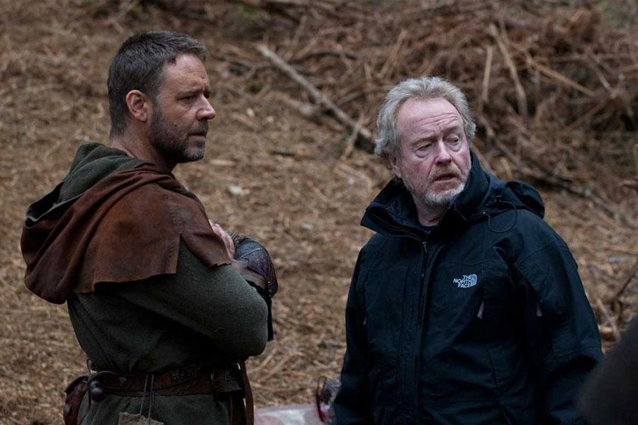 Robin Hood. Ridley Scott