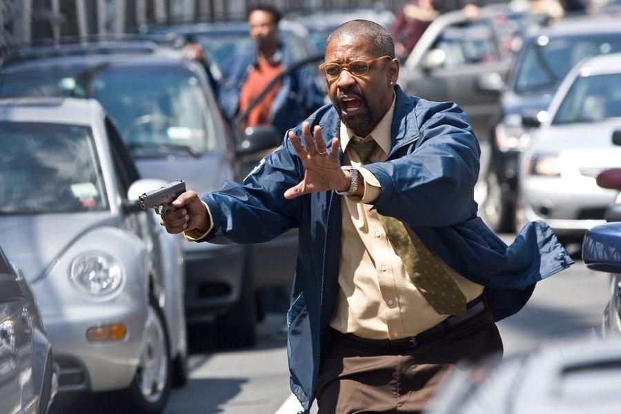 Denzel Washington. Asalto al tren Pelham