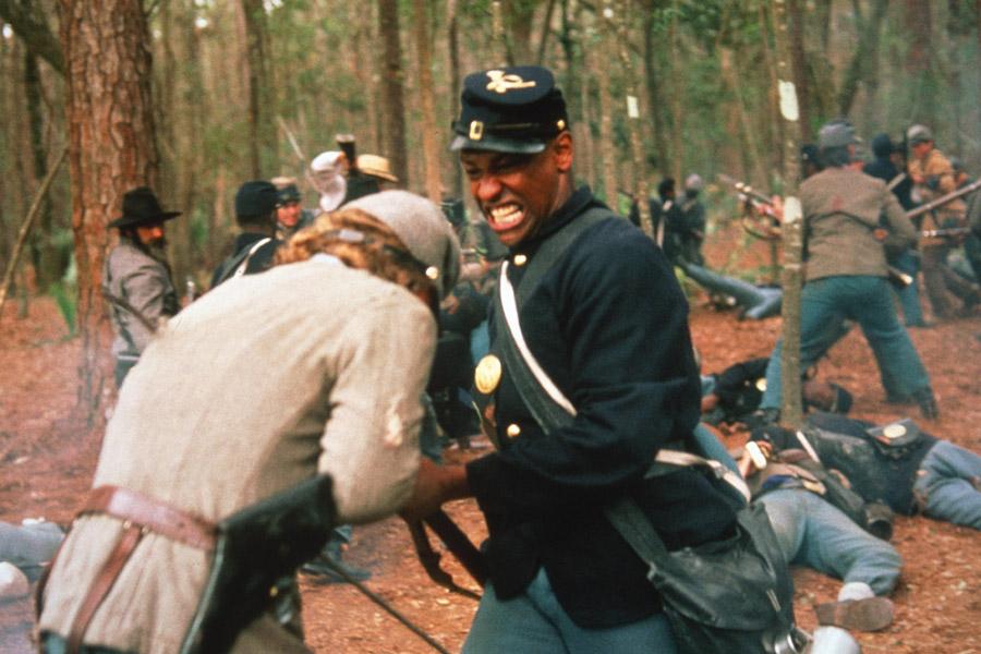 Denzel Washington. Tiempos de gloria