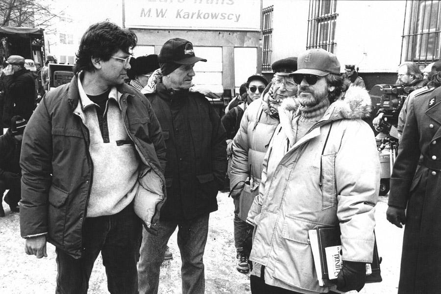 La lista de Schindler. Spielberg