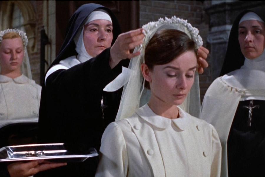 Audrey Hepburn. Historia de una monja