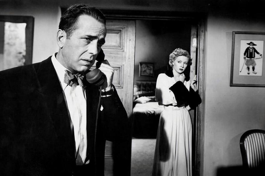 Humphrey Bogart. En un lugar solitario
