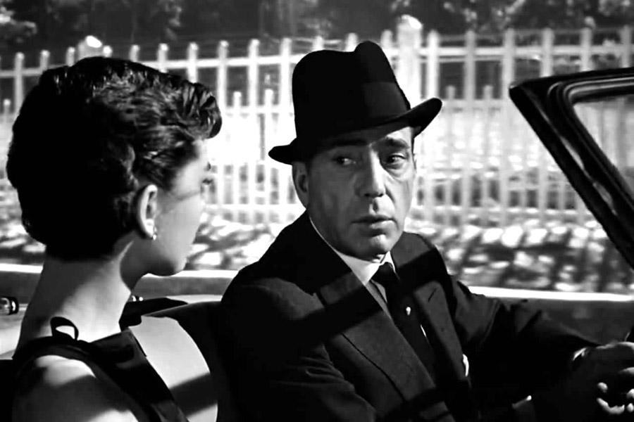 Humphrey Bogart. Sabrina