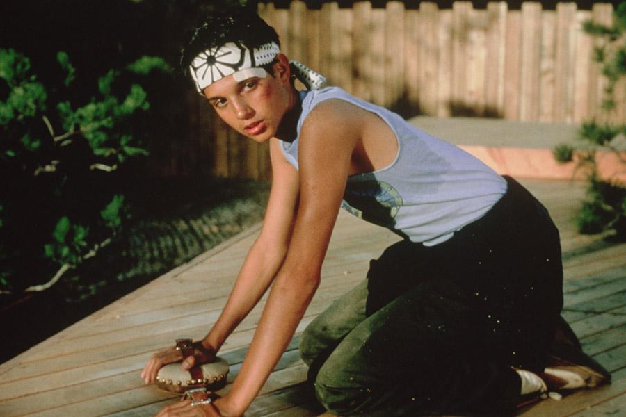 Hollywood forever. Karate kid