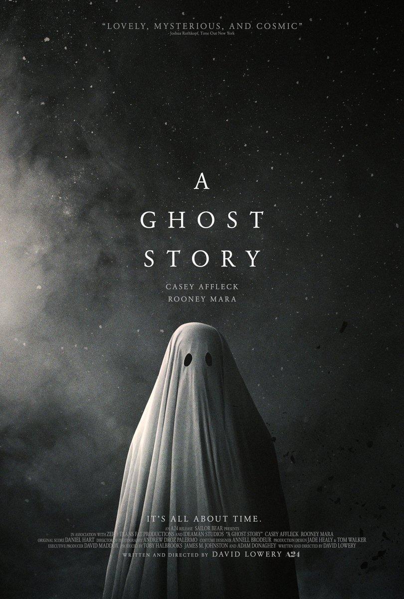 Oscar. Ghost Story