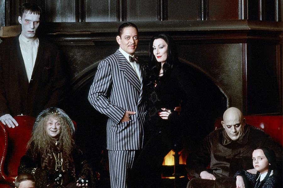 La Familia Addams La Psicologia De Sus Personajes Canal Hollywood