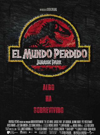 El mundo perdido ( Jurassic Park )