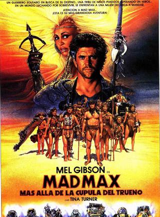 Mad Max, más allá de la cúpula del trueno