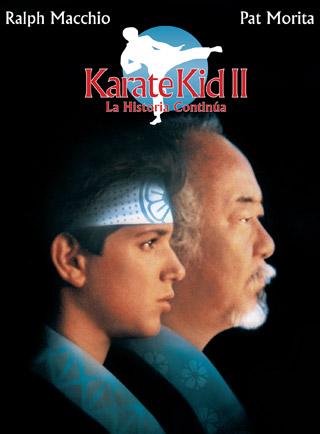 Karate Kid II… la historia continúa