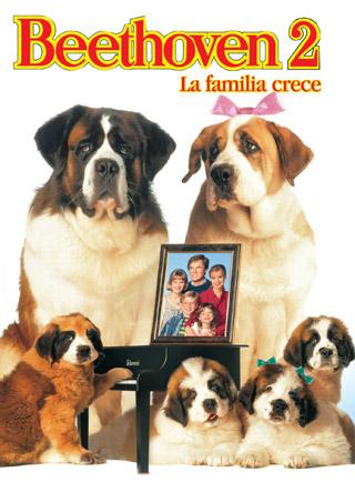 Beethoven 2, la familia crece