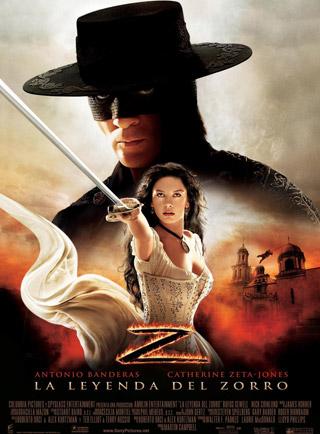 La leyenda del Zorro