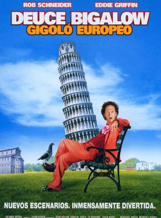 Deuce Bigalow: Gigoló europeo