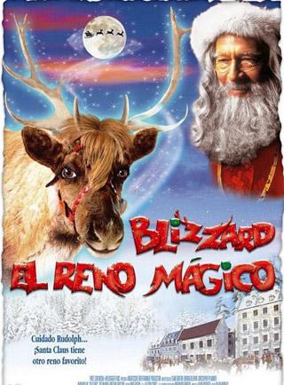 Blizzard, el reno mágico
