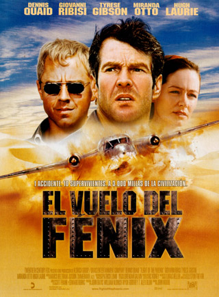 El vuelo del Fénix
