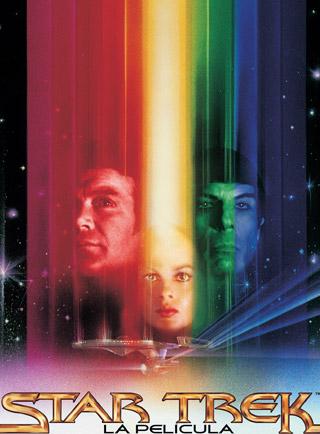 Star Trek, la película: La conquista del espacio