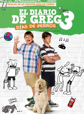 Diario de Greg 3: Días de perros