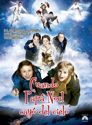 Cuando Papá Noel cayó del cielo