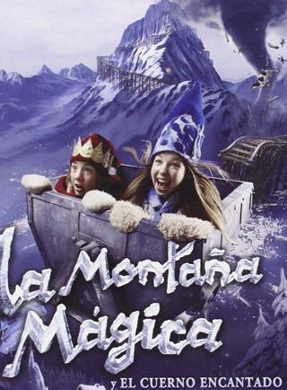La montaña mágica y el cuerno encantado